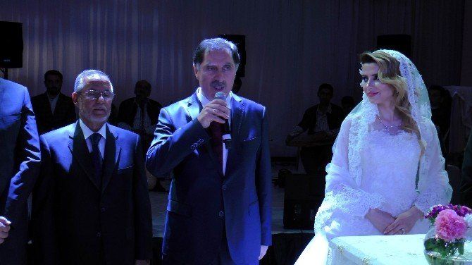 Gaziantep'te Görkemli Düğün