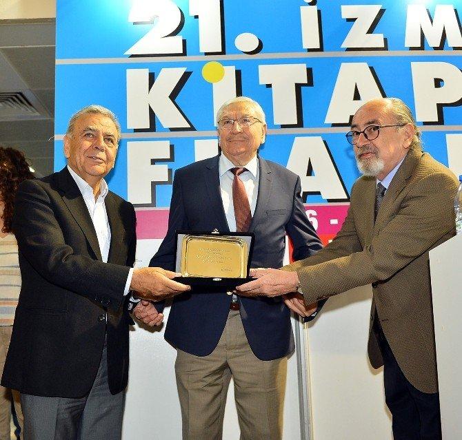 İzmir Kitap Fuarı 21. Kez Açıldı