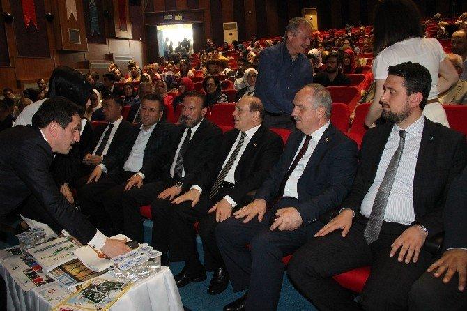Anayasa Komisyonu Eski Başkanı Kuzu, Başkanlık Sistemini Anlattı