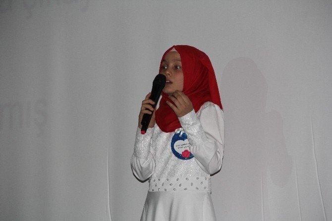 Atabey İmam Hatip Ortaokulu Kutlu Doğum Haftasını Kutladı