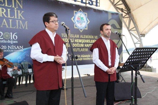 Kdz. Ereğli Belediyesi'nden Tasavvuf Müziği Ve Naat Konseri
