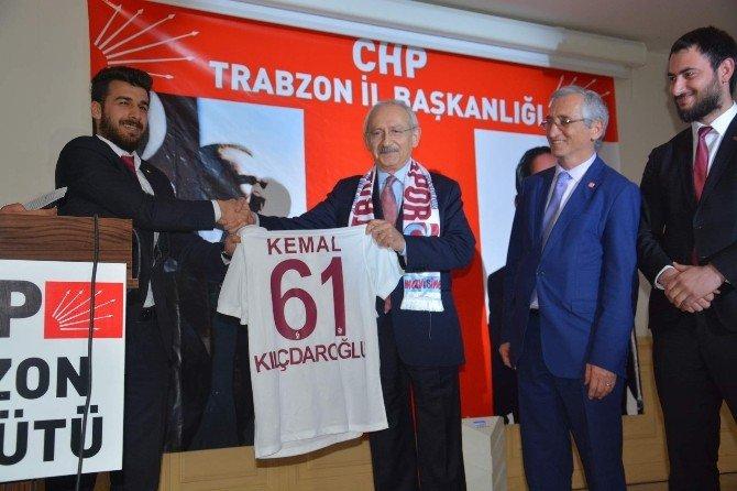 """CHP Genel Başkanı Kılıçdaroğlu: """"Üzerimize Düşeni Yapmadık"""""""