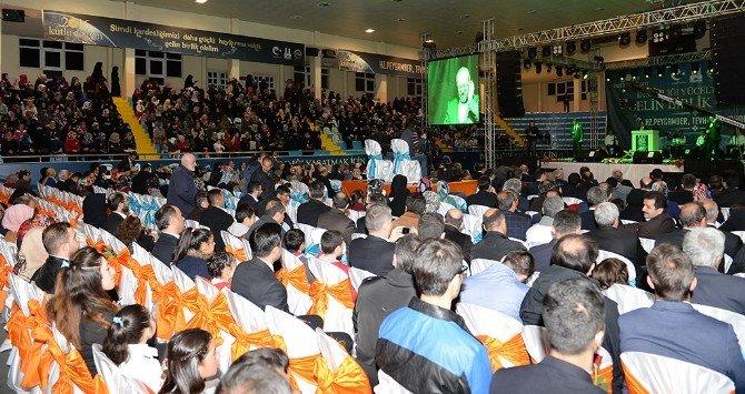 Erzurum'da Kutlu Doğum Haftası Programı