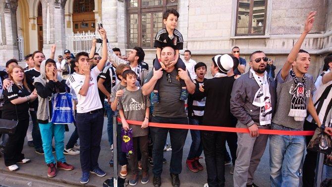 Sirkeci'de Quaresma aşkı