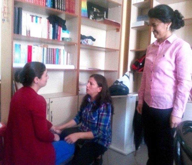 Salihli'de Anneler Eğitimden Geçti