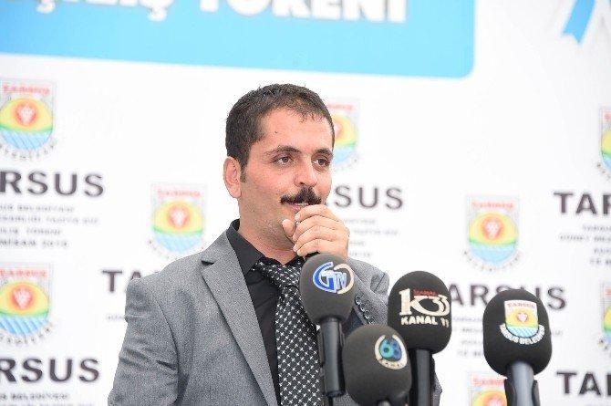 Tarsus Belediyesi Güney Mezarlığı Taziye Evi Açıldı