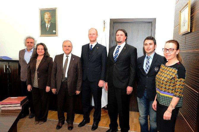 MSKÜ İle Macaristan Kültür Merkezi Arasında Protokol