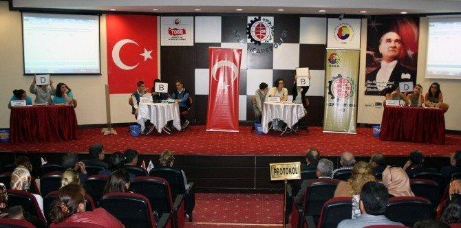 Ortaokullararası Bilgi Yarışmasının Finali Yapıldı