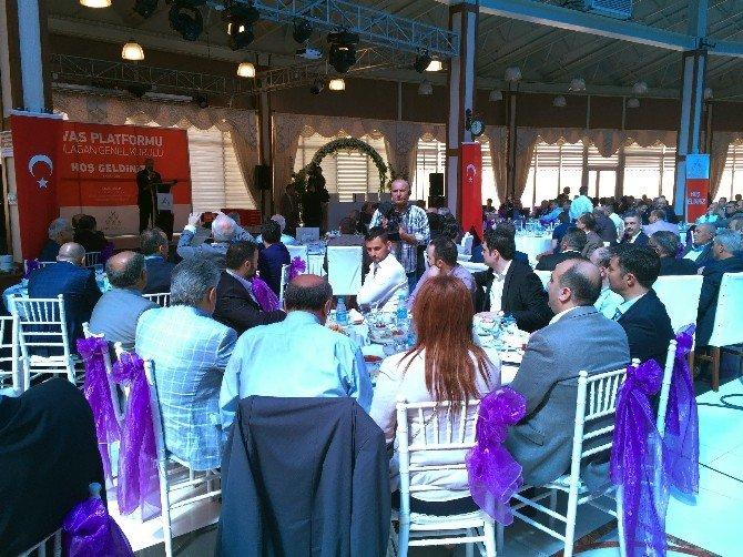 Sivas Platformu 5.olağan Kurulu Sancaktepe'degerçekleştirildi