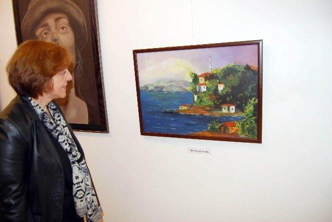 Sanko Sanat Galerisindeki Karma Sergi