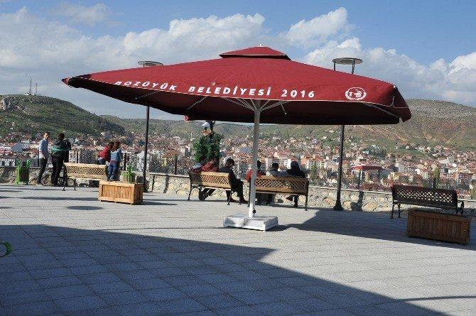 Bozüyük'ün Yeni Gözdesi Şehit Mustafa Özdemir Seyir Terası