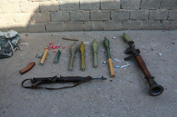 Köprüye Eyp Tuzaklayan İki PKK'lı Öldürüldü
