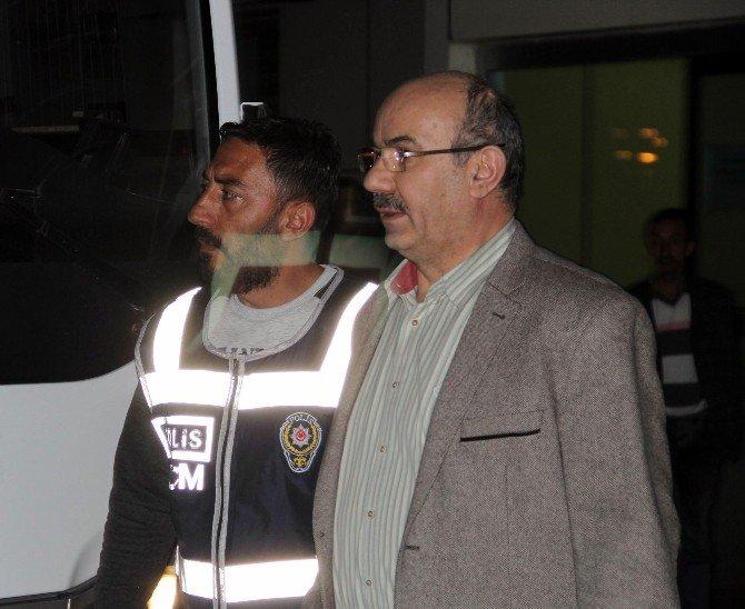 Sivas'ta 'Fetö/pdy' Yapılanması Operasyonunda 17 Kişi Sağlık Kontrolünden Geçirildi
