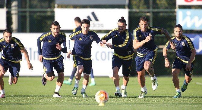 Fenerbahçe, Mersin İdmanyurdu Maçı Hazırlıklarını Tamamladı