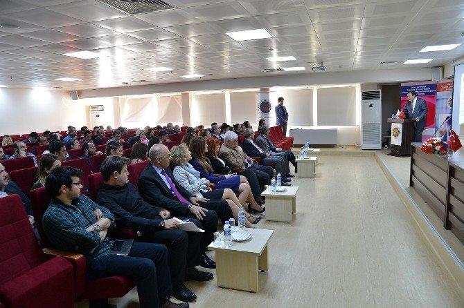 Başkan Ataç Ankara Üniversitesi'nde Seminere Katıldı