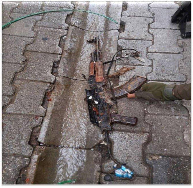 Şırnak'ta Her Yer Bomba, Her Yer Tünel