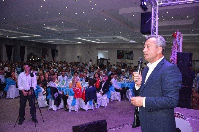 Menemen Belediye Başkanı İddialı Konuştu
