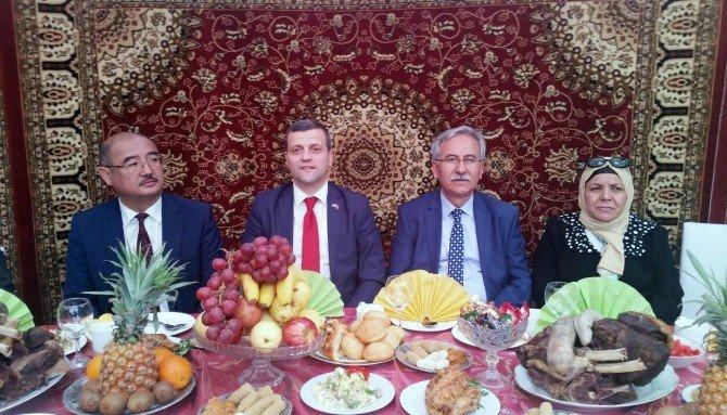 Ahmet Yesevi Üniversitesi'nde Nevruz Coşkusu