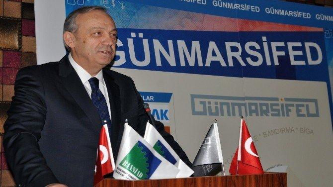 Günmarsifed Bandırma'da Toplandı