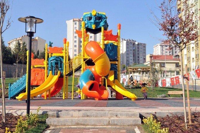 Tuzla Parklarında Mobil Park Polisi Uygulaması Başladı