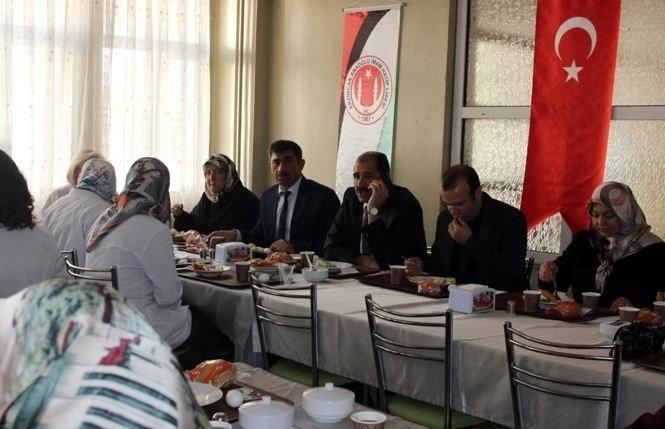 Erzincan'da Velilere Yönelik Program Düzenlendi