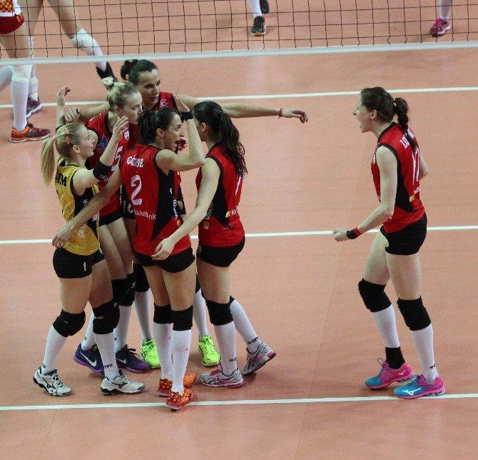Voleybol Bayanlar 1. Ligi