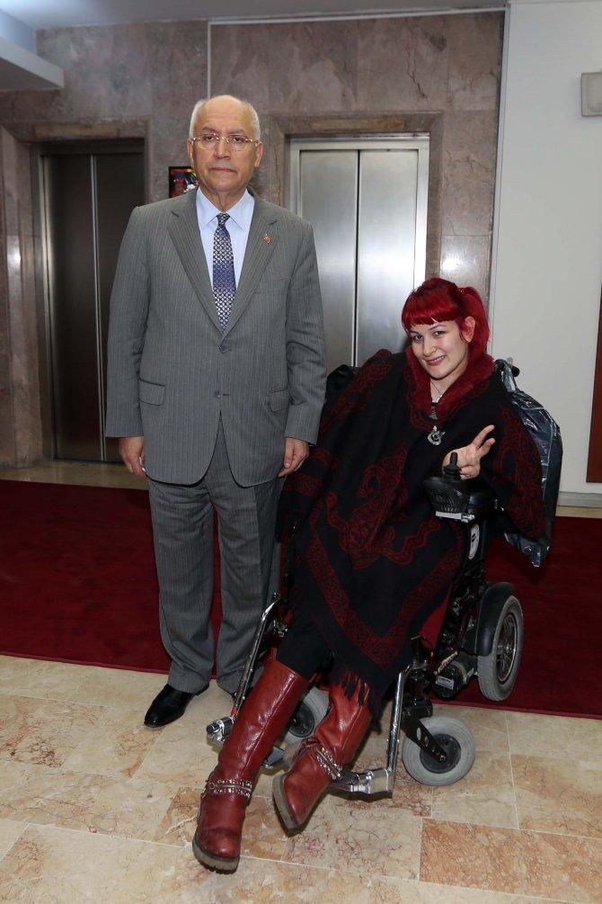 Yenimahalle Belediye Başkanından, Paralimpik Boccia sporuna destek