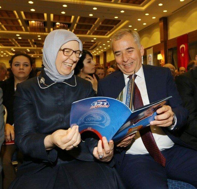 """Bakan Ramazanoğlu: """"Turgut Özal Yaptığı Uygulamalarla Değişimin Öncüsü Oldu"""""""