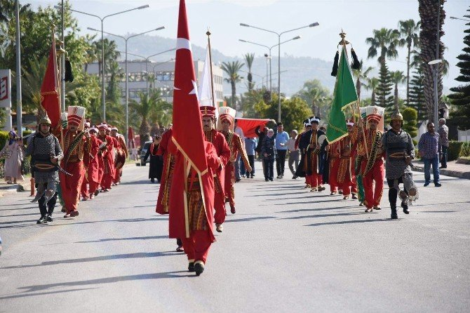 Alanya'da Kutlu Doğum Haftası Etkinlikleri