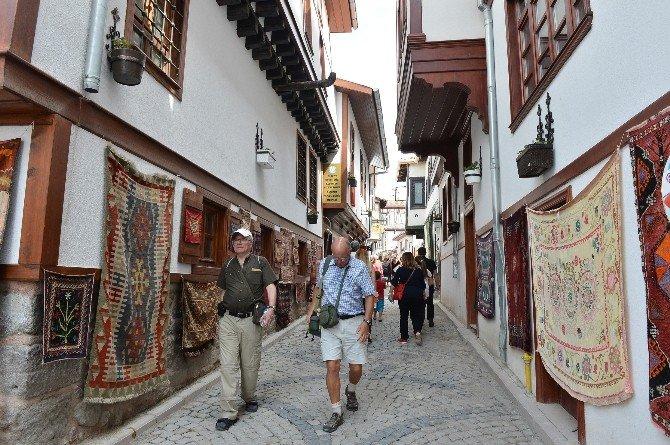 Ankara Büyükşehir Belediyesi Kültür Ve Tabiat Varlıkları Daire Başkanlığı, 'Kayıp Tarihi' Ortaya Çıkartıyor