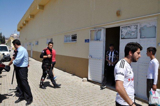 Antalya'da Hakeme Çirkin Saldırı