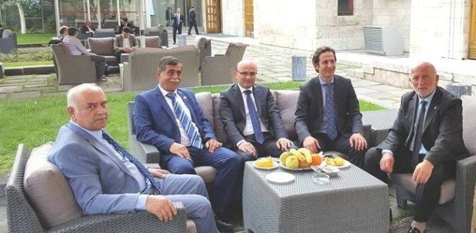Başkan Metin Oral'dan Ankara'ya Çıkarma