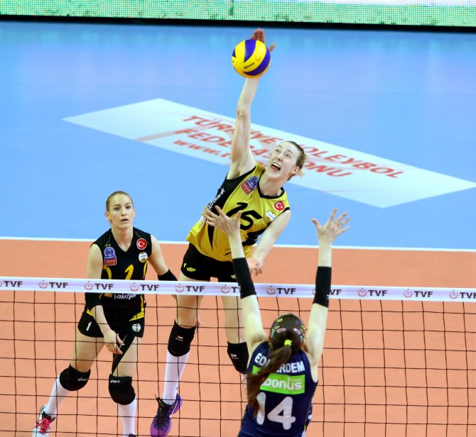 Fenerbahçe Grundig: 1 - VakıfBank: 3