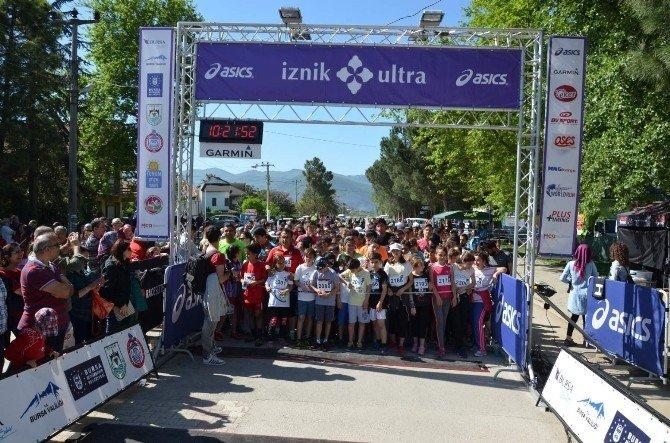 İznik Ultra Maratonu Tarihi Kent Koşusu İle Sona Erdi