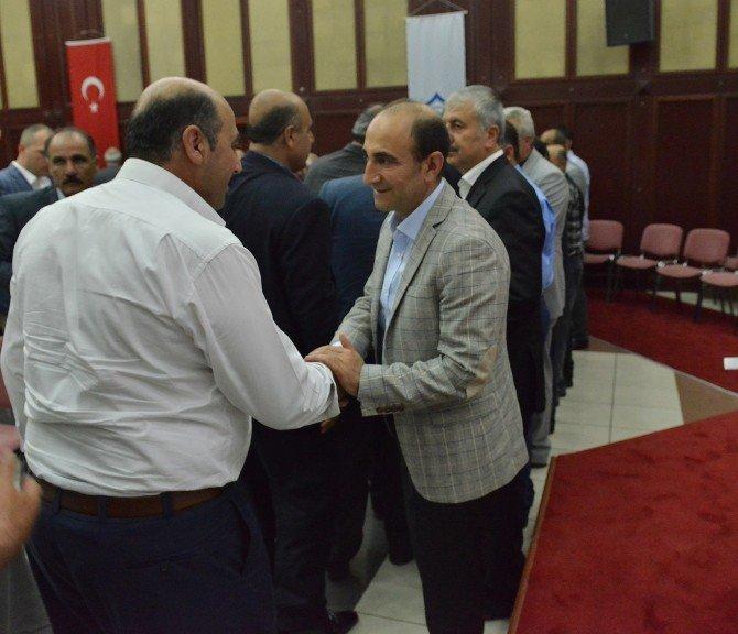 Başkan Edebali Aileleri Barıştırdı