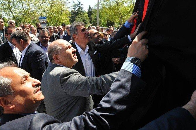 Akşehir Belediyesi Engelli Vatandaşları Sevindirdi