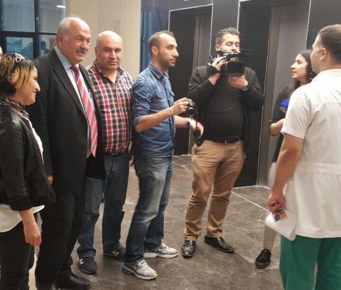 Turizm Haftası Dolayısıyla Elazığ Heyeti Malatya'ya Geldi