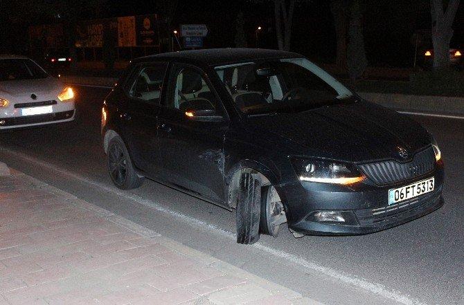 Elazığ'da Trafik Kazası Kavgayla Bitti: 4 Yaralı