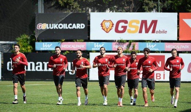 Galatasaray'da ÇAYKUR Rizespor Mesaisi Başladı