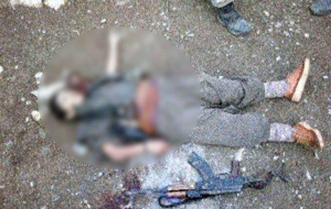 PKK Ölenlerin Sayısını Az Göstermek İçin Cesetleri Bahçeye Gömüyor