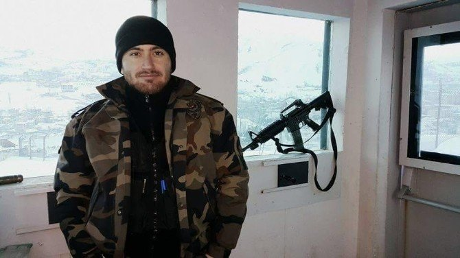 Şehit Polis Memleketi Aksaray'a Uğurlandı