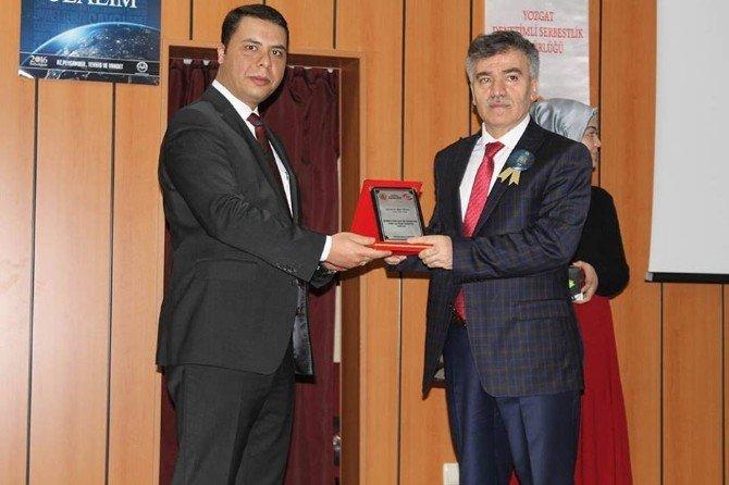 Yozgat Denetimli Serbestlik Müdürlüğünden Kutlu Doğum Etkinliği