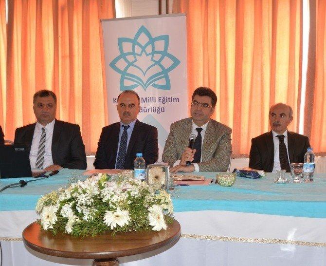 Konya'da Eğitim Öğretim Süreci Değerlendirildi