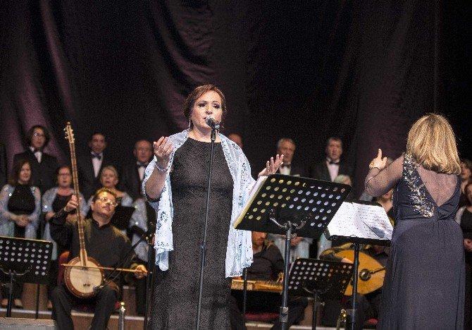 Küçükçekmeceliler Türk Sanat Müziği'ne Doydu