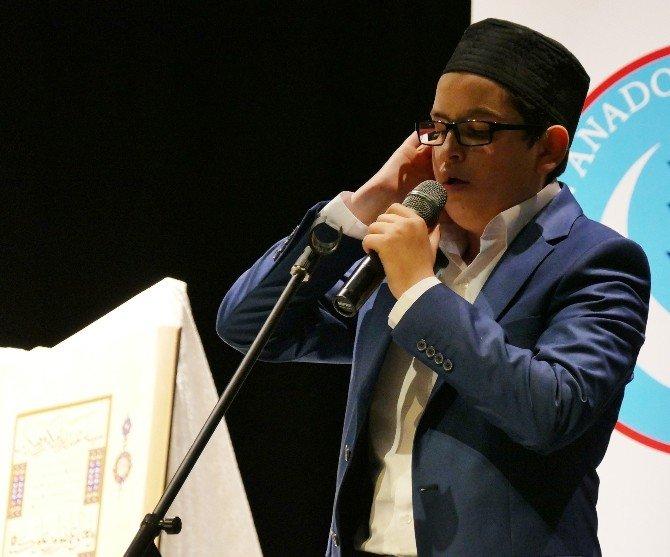 Trabzon'da Hafızlık Ve Ezan Okuma Yarışması Düzenlendi