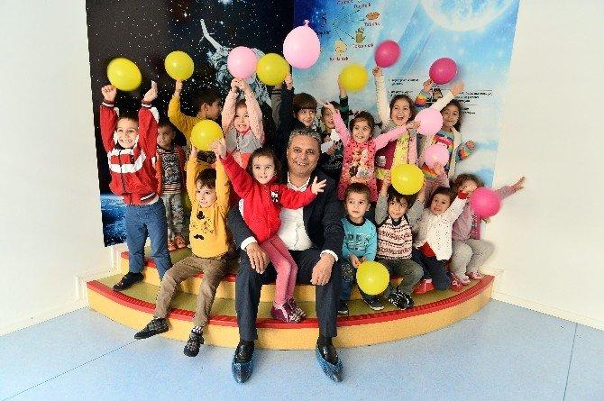 23 Nisan Coşkusu Muratpaşa'da Yaşanacak