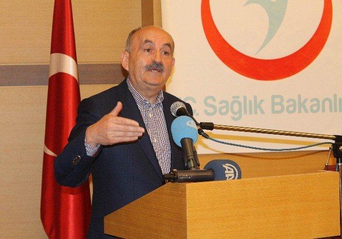 Bakan Müezzinoğlu, Tekirdağ Şehir Hastanesi'nin Protokolünü İmzaladı