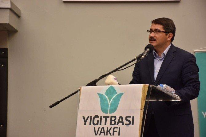 Manisa'nın Manevi Mimarı Yiğitbaşı Veli Şehzadeler'de Anıldı