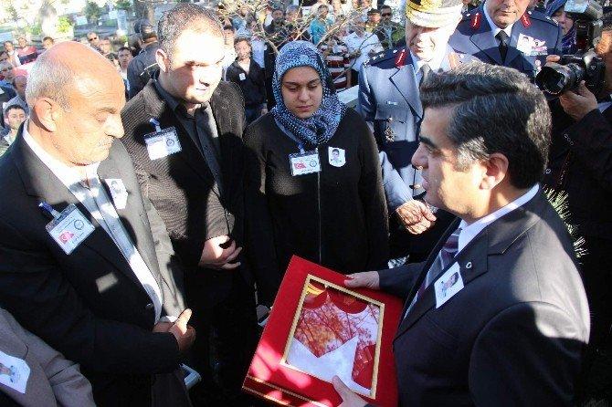 Şehit Polis Memleketi Kayseri'de Toprağa Verildi