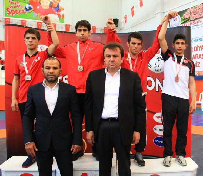Türkiye şampiyonları belli oldu